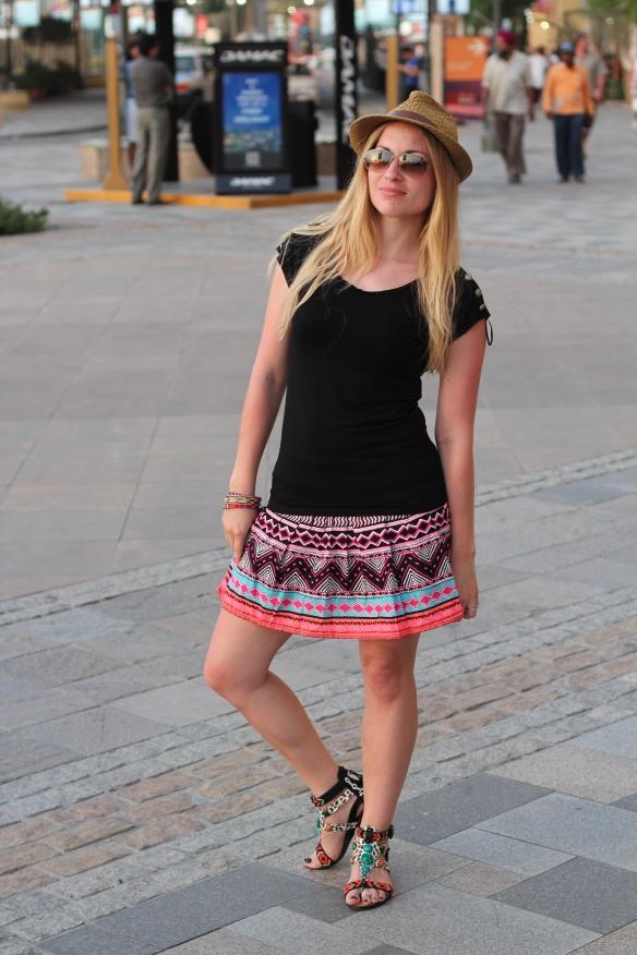 Pep's Navajo Skirt 2