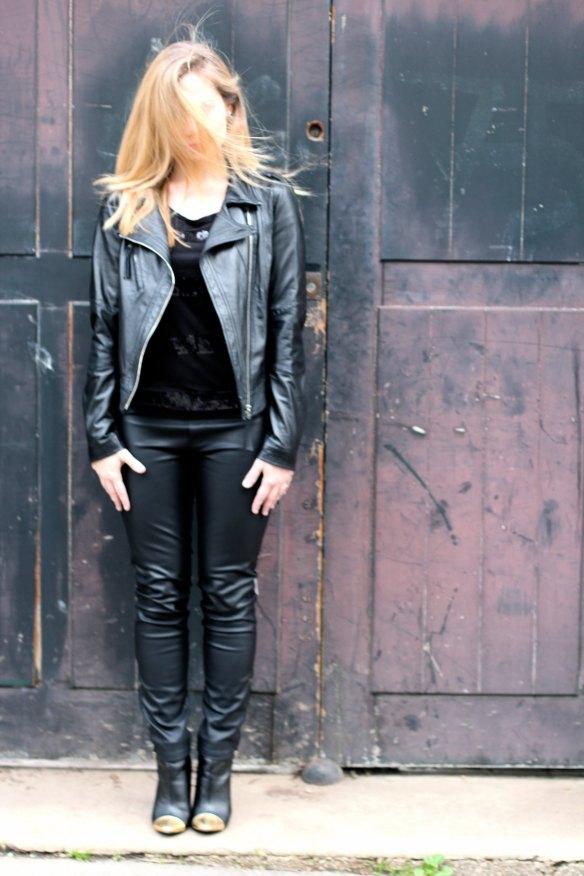 Leather & Glitter 2