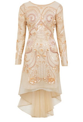 Robe Miss Selfridge ornée