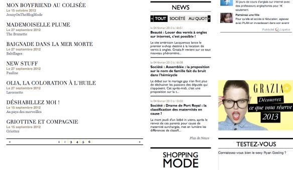 Grazia.com 10-2012