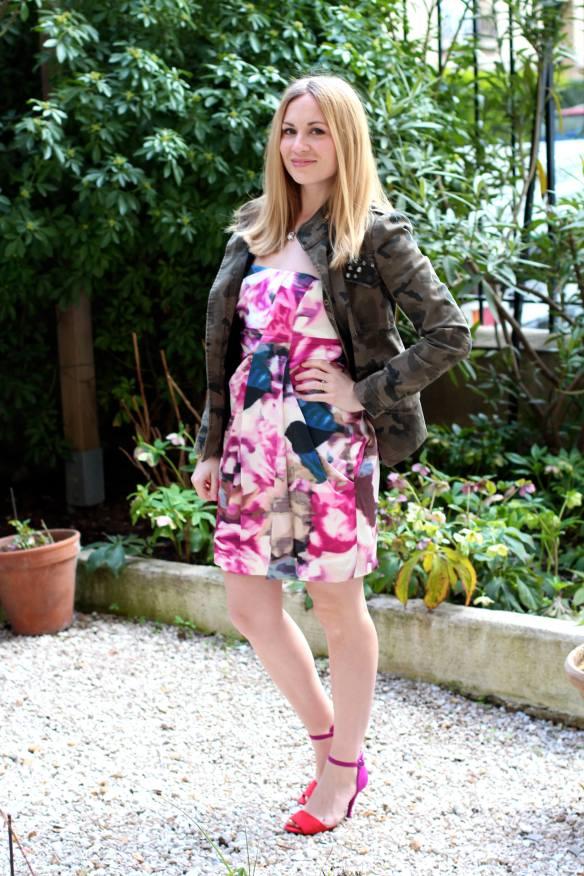 La robe à Fleurs fun 6