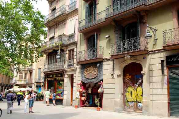 Barrio gotico 3