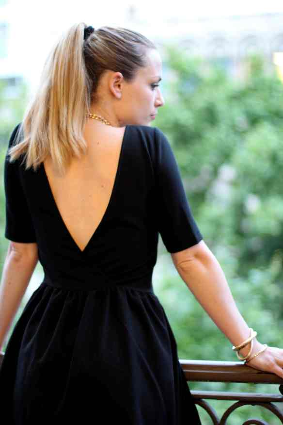 The Little Black Dress à Barcelone 4
