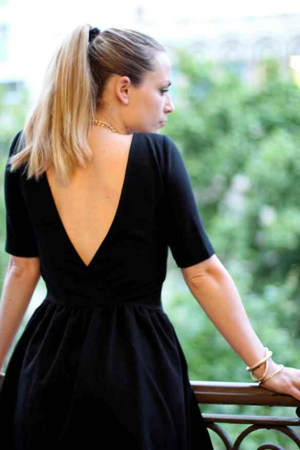 The Little Black Dress à Barcelone 4