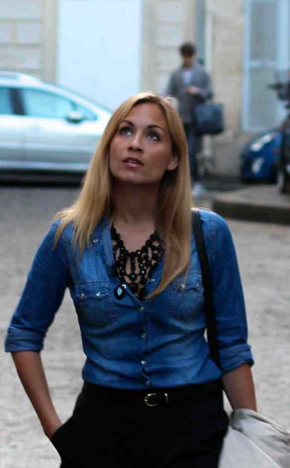 Chemise en Jeans en mode Working Girl 2