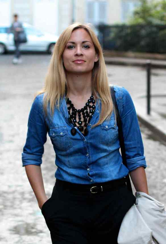 Chemise en Jeans en mode Working Girl 3