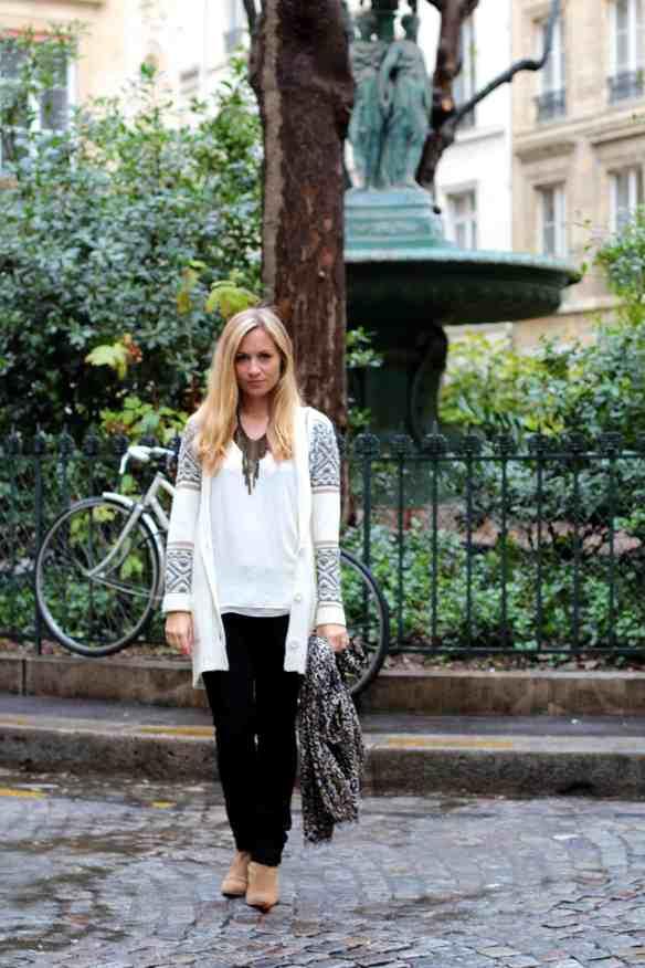 Cocooning Style du Dimanche! blog Mode 1