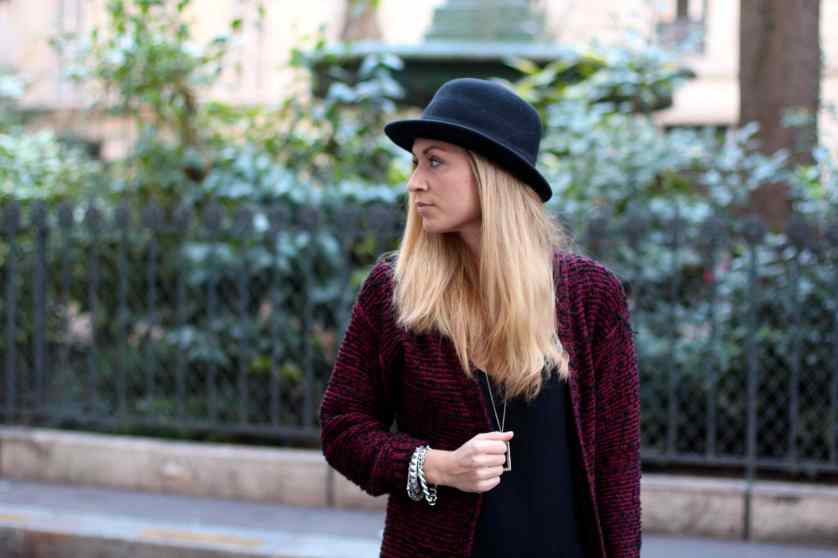 La mode en Black & Bordeaux, again! BLOG MODE 4