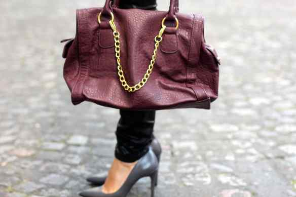 La mode en Black & Bordeaux, again! BLOG MODE 6