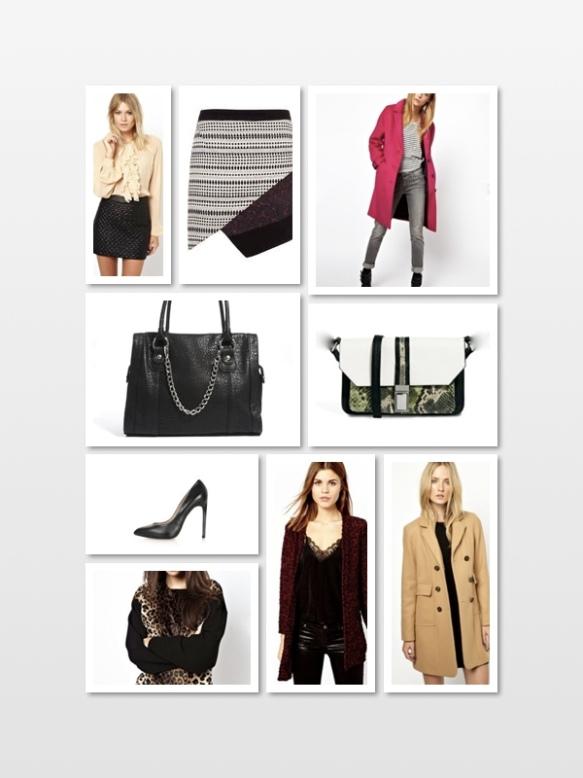 Blog-Mode-Sélection Shopping Tendance - Automne 2013