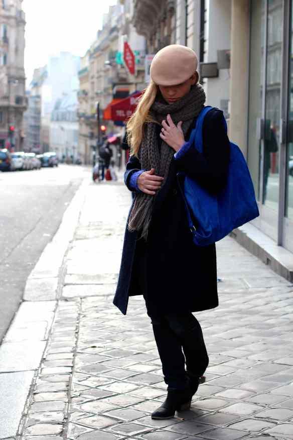 Du Bleu en Décembre 2