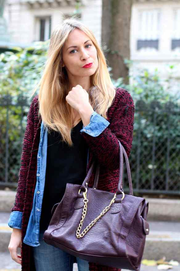Burgundy is the new Black ! 3