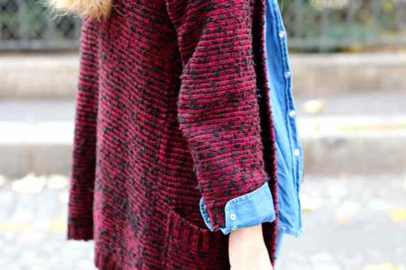 Burgundy is the new Black ! 7