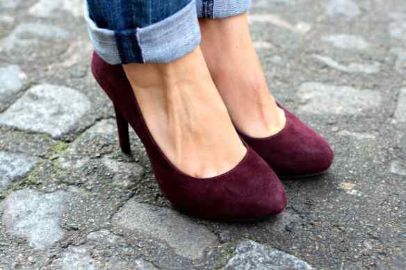 Burgundy is the new Black ! 5