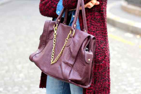 Burgundy is the new Black ! 4