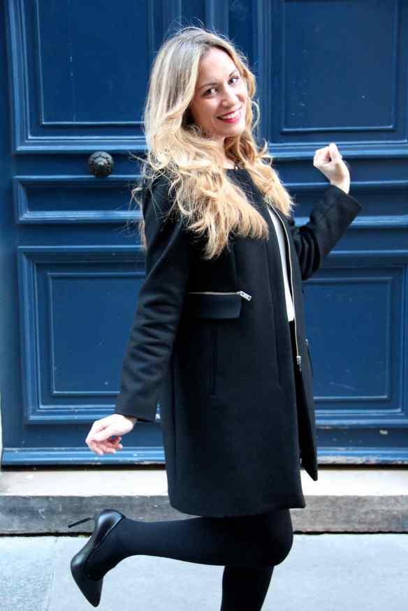 Comment porter une jupe à paillettes sans en faire trop! 4
