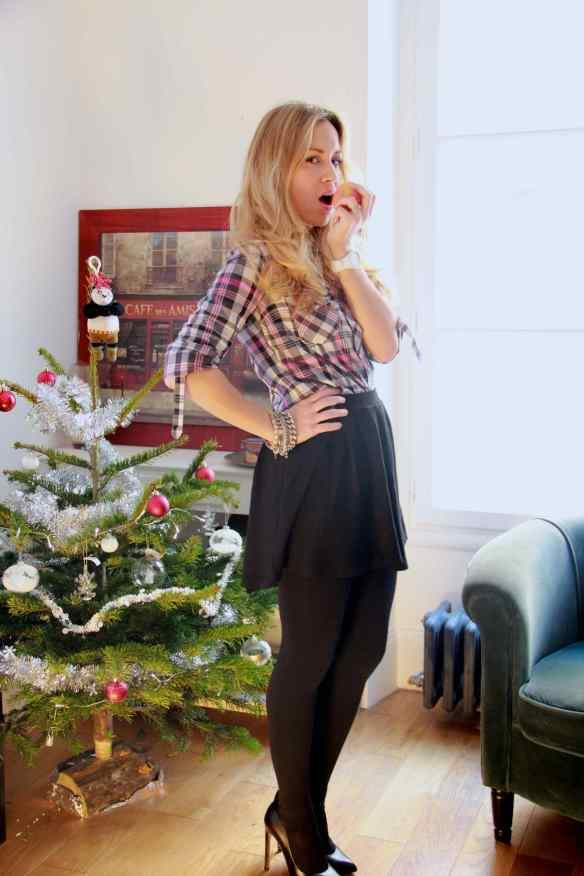 """Je me tiens à """"Carreaux"""" pour Noël ! 6"""