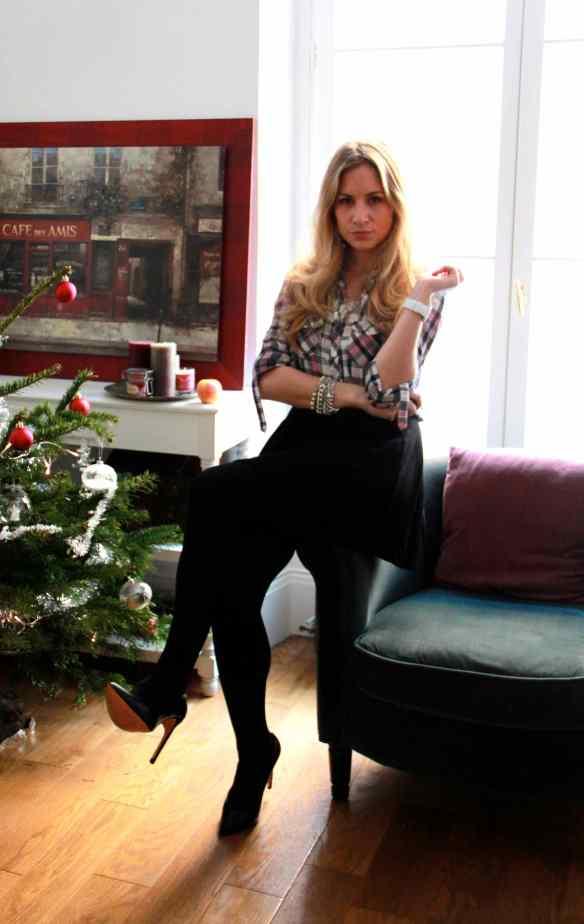 """Je me tiens à """"Carreaux"""" pour Noël ! 8"""