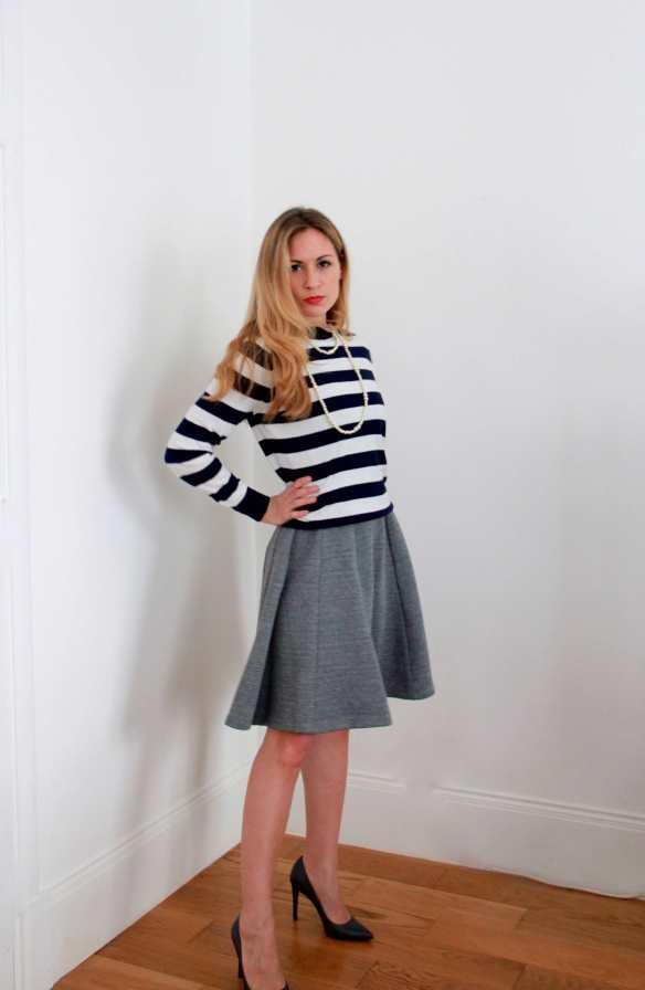 Dress & Sailor, repeat again, because I love it! 7