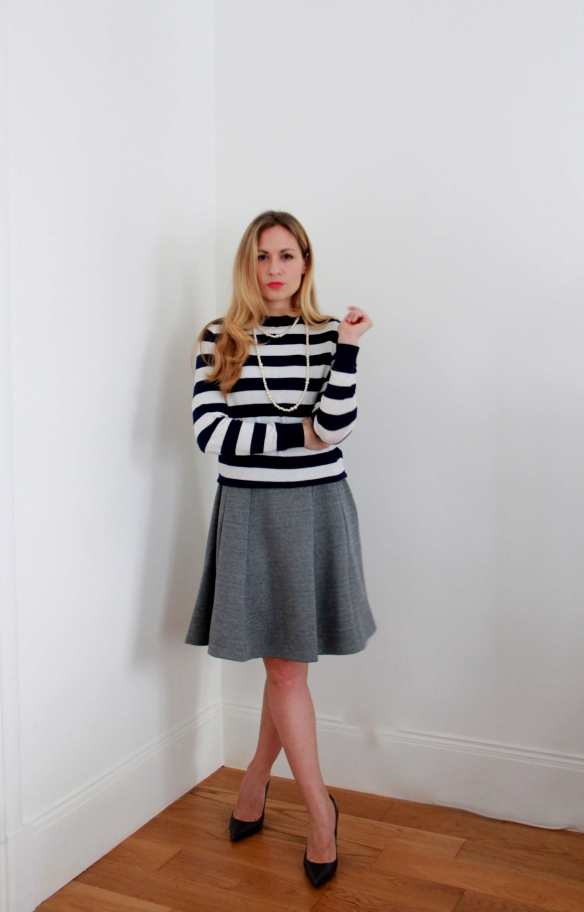 Dress & Sailor, repeat again, because I love it! 1