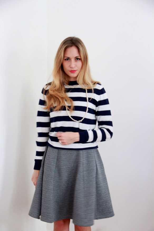 Dress & Sailor, repeat again, because I love it! 3
