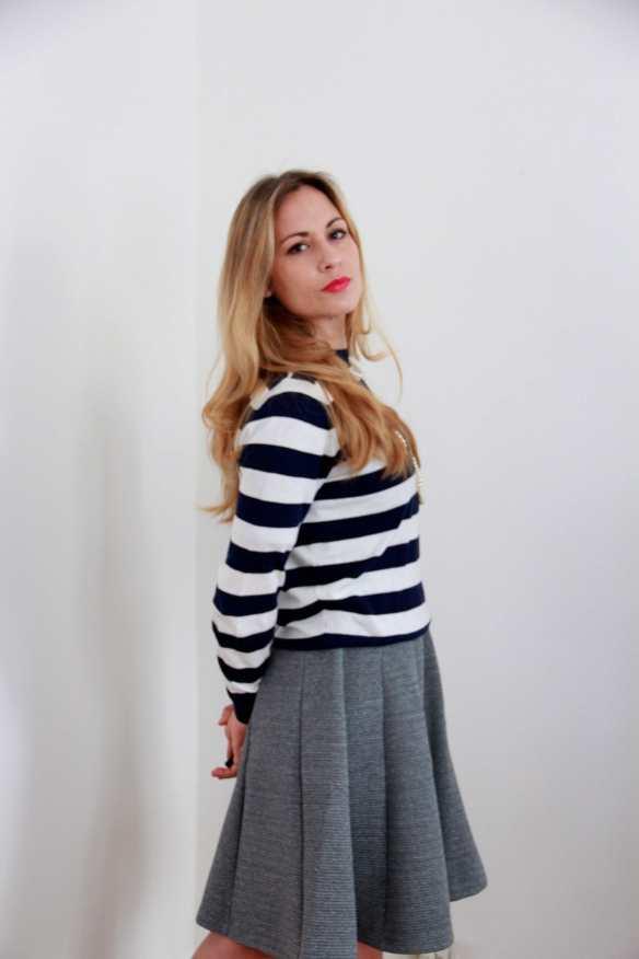 Dress & Sailor, repeat again, because I love it! 5