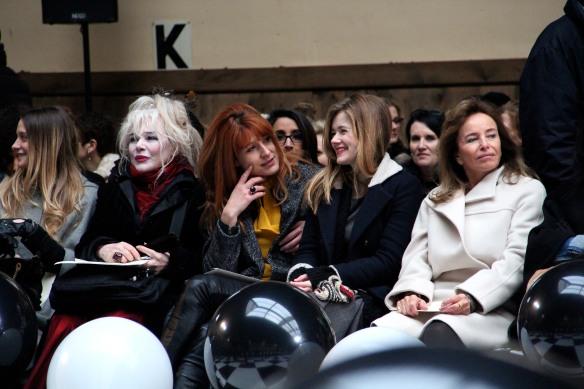 Défilé Haute Couture Franck Sorbier 2014 5