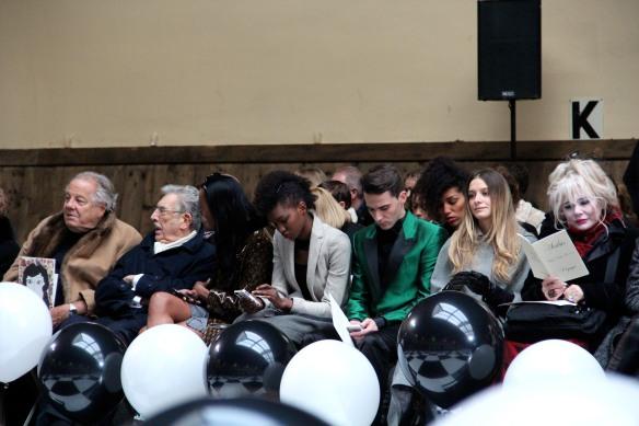 Défilé Haute Couture Franck Sorbier 2014 6