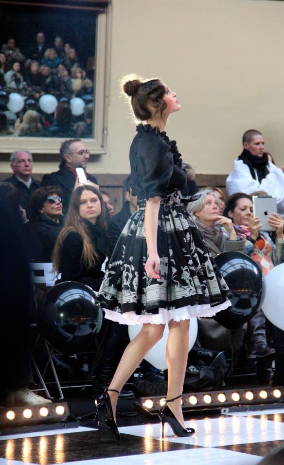 Défilé Haute Couture Franck Sorbier 2014 8