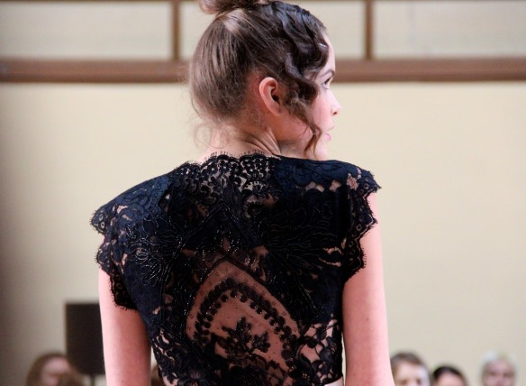 Défilé Haute Couture Franck Sorbier 2014 9