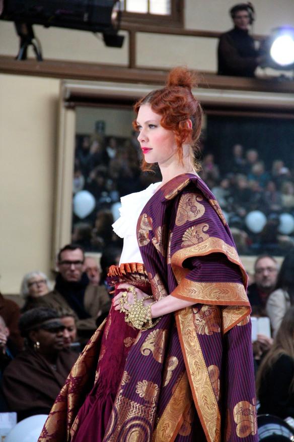 Défilé Haute Couture Franck Sorbier 2014 10