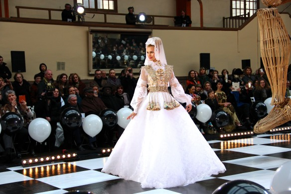 Défilé Haute Couture Franck Sorbier 2014 11 13