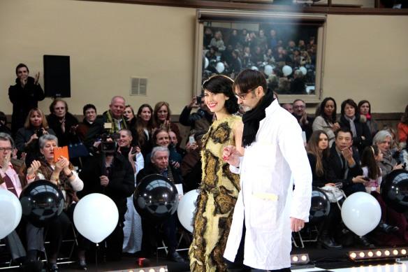 Défilé Haute Couture Franck Sorbier 2014 11 15