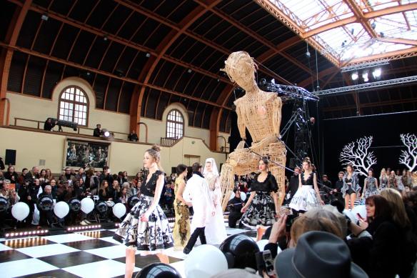 Défilé Haute Couture Franck Sorbier 2014 1
