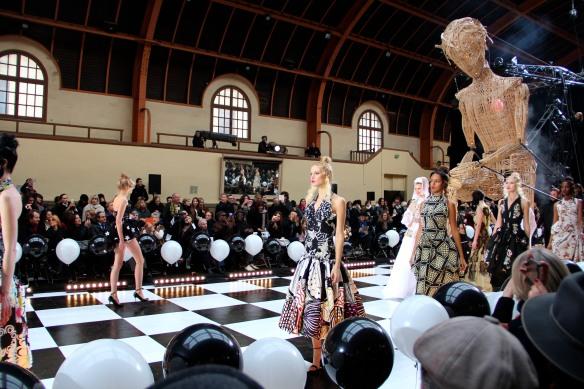 Défilé Haute Couture Franck Sorbier 2014 2