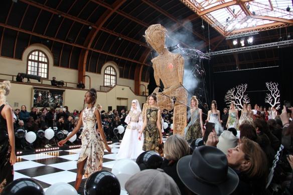Défilé Haute Couture Franck Sorbier 2014 11 16