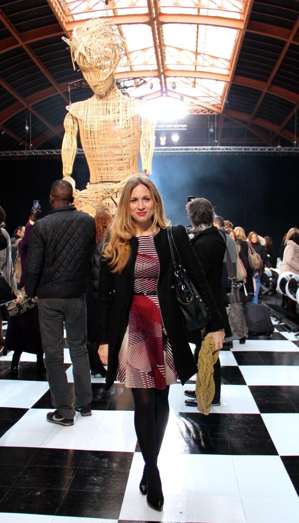 Défilé Haute Couture Franck Sorbier 2014 11 19