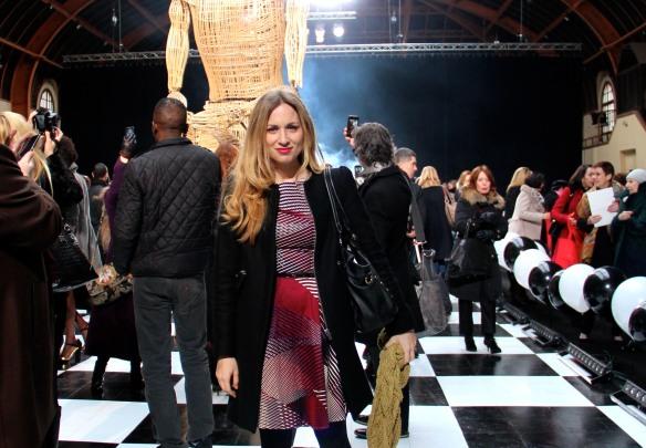 Défilé Haute Couture Franck Sorbier 2014 11 18