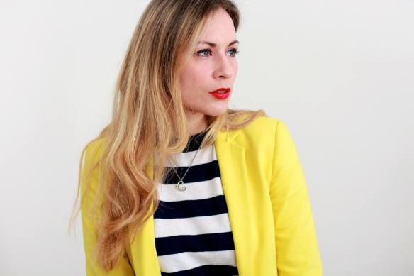 Stripes Sailor & Yellow 6