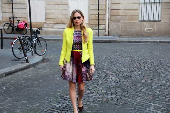 Color Block mais Chic 1