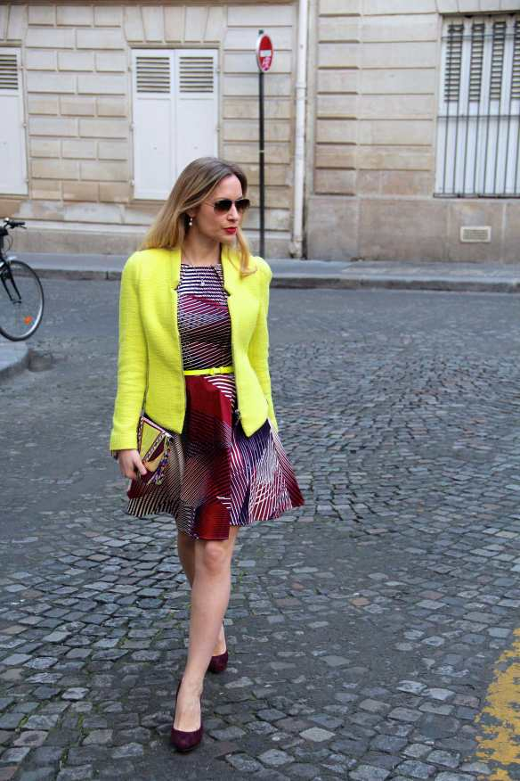 Color Block mais Chic 2
