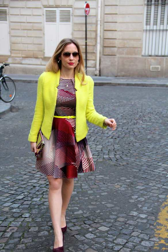 Color Block mais Chic 3