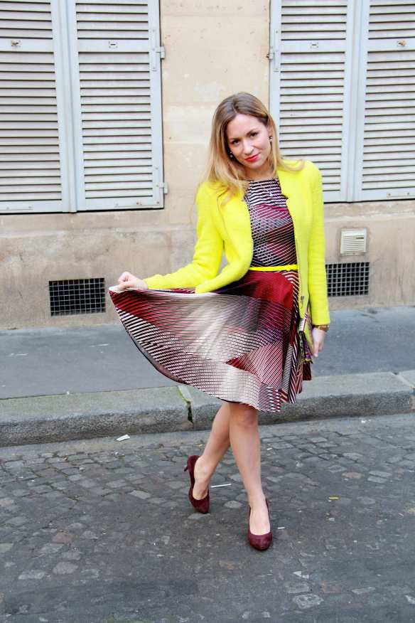 Color Block mais Chic 4