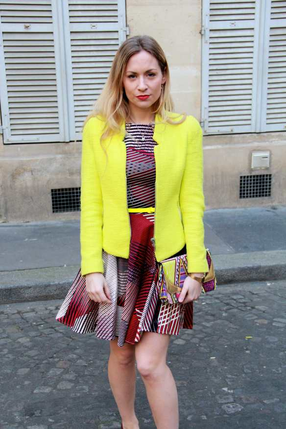 Color Block mais Chic 5