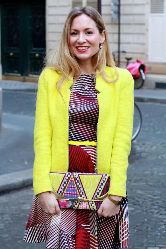 Color Block mais Chic 9