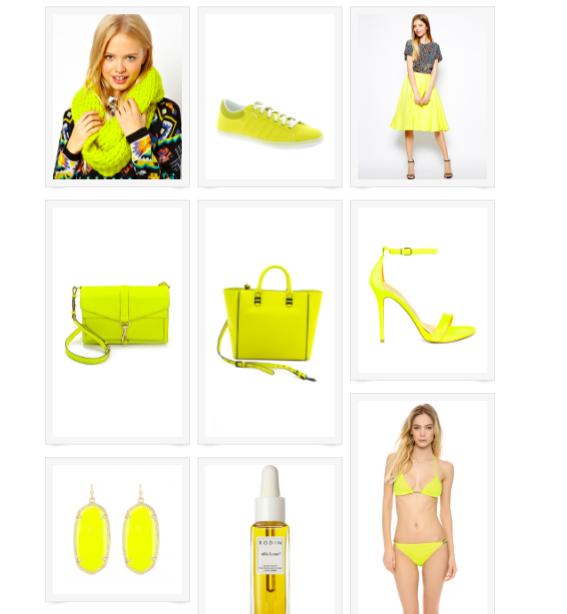 Yellow Shopping 2