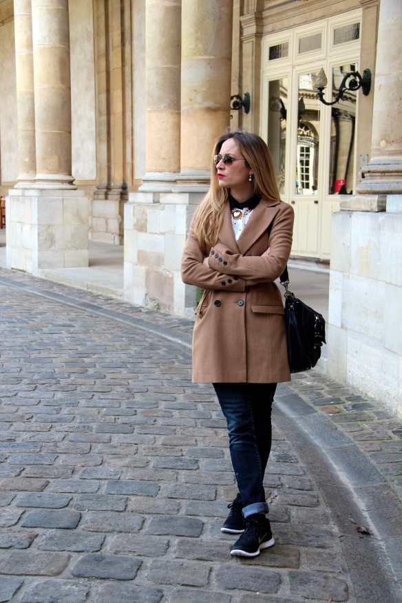 Street Style Cosy dans le Marais 1