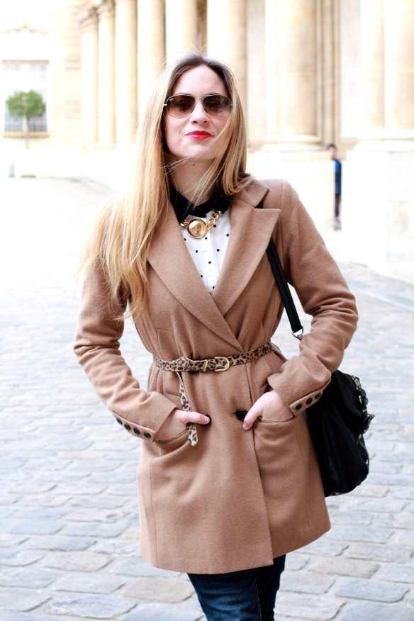Street Style Cosy dans le Marais 5