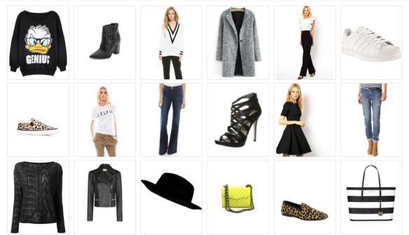 Sélection Shopping du 1er Avril ! Et ce n'est pas une Blague ;)