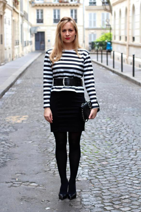 Skirt & Stripes 1